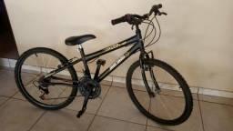 Bicicleta Mormaii Preta