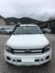 Ford ranger XL 2.2 4x4 CD diesel mec - 2013