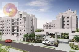 Apartamento com 3 dormitórios à venda, 65 m² por R$ 419.272,21 - Ecoville - Curitiba/PR