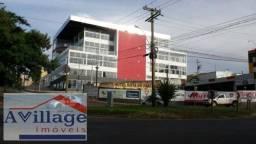 Sala comercial para locação, Vila Nova Prudente, Presidente Prudente.