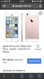 IPhone SE 128Gb Rose