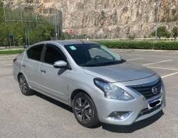 Versa SL 1.6 CVT Prata completo 2018 Garantia de fabrica! - 2018