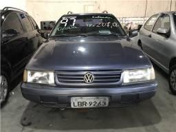 Volkswagen Santana 1.8 mi 8v álcool 4p manual - 1997