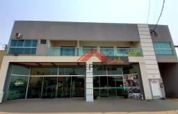 Apartamento com 2 dormitórios para alugar, 60 m² por R$ 1.050/mês - Centro - Cacoal/RO