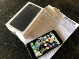 IPhone 7 Plus 128gb completo com nota fiscal