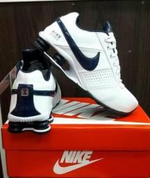 4bc10e7f9f4 Liquidação Total dos Tênis Nike Shox Classic Masculino Confiram!