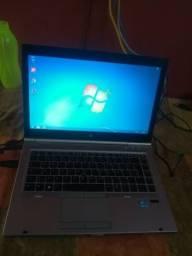 Notbook HP EliteBook 8470p processador I5 vPro 4gb RAM, 500 GB de HD