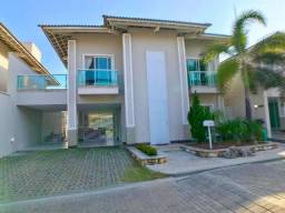 Casa Duplex no Condomínio Mirante Dunas toda projetada com 4 suítes