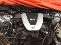 Caixa Câmbio Mercedes S600 V12 2008