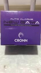 Alarme Cronn New Gama novo na embalagem garantia grátis a instalação em seu carro