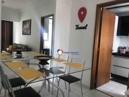Apartamento com 2 dormitórios à venda, 60 m² por R$ 400.000 - Setor Bueno - Goiânia/GO