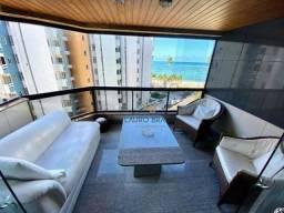 Edf. Iate. Apartamento com 3 dormitórios à venda, 160 m² por R$ 995.000 - Ponta Verde - Ma