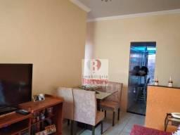 Apartamento Garden com 3 dormitórios à venda, 57 m² por R$ 200.000 - Milionários - Belo Ho