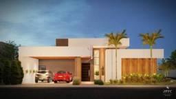 Casa com 3 suítes à venda, 228 m² por R$ 1.350.000 - Águas Claras Residence - a ser constr