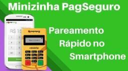 MINIZINHA PAGSEGURO UOL por $45
