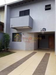 Casa com 3 dormitórios à venda no Jardim Pinheiros - Londrina/PR