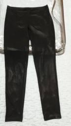 Calça tecido tipo cobra- Legging-PP