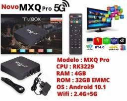 Novo Tv Box Android 10.1 4GB 32GB Temos a Pronta Entrega