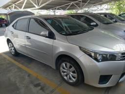 Corolla GLI 1.8 2017 ( 7 velocidades )