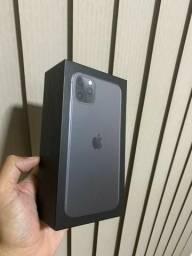 iPhone 11 pro  (produto novo)