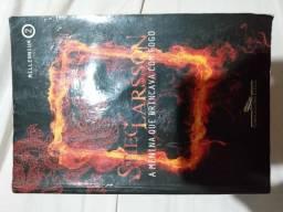 A menina que brincava com fogo (Livro)