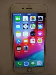 Iphone 7 Rose Gold 32gb - microfone só com bluetooth ! - Leia tudo