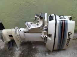 Motor de Popa Johnson 35 HP - 1991