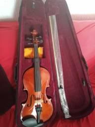 Violino concert 4/4 + Espaleira