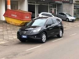 Honda CRV 2.0 Aut. EXL *Teto/ Couro/ Multimídia* Avalio TRoca - 2014