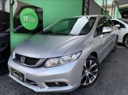 Honda Civic 2.0 Lxr 16v - 2015