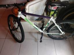 Bike MTB 26 + capacete