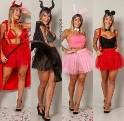 Fantasia e roupas de carnaval