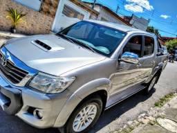 Hilux SRV 4x4 Diesel 3.0 2015 EXTRA - 2015