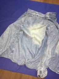 Jaqueta Jeans Blue Steel