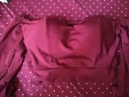 Cropped cigano de frio