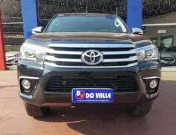 Toyota Hilux Cabine Dupla HILUX CD SRX 4X4 2.8 TDI 16V DIES - 2016