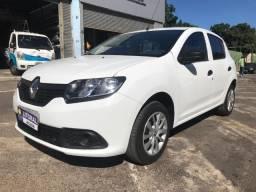 Renault - Sandero Authentique 1.0 flex - 2018