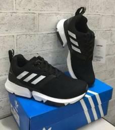 Tênis Adidas adizero adios 4 preto (PROMOÇÃO)