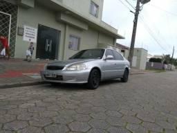Civic lx aut - 2000