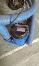 Bomba submersível projetada para remoção de água em geral