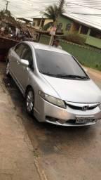 Honda Civic 08 está 20 vistoriado pela nova lei recibo em branco
