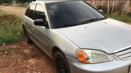 Vendo um Honda Civic  2001