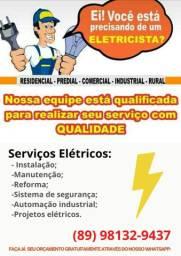 Eletricista em Picos-PI