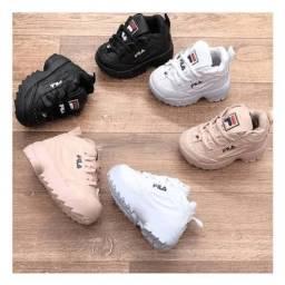 Vendo sapatos infantil