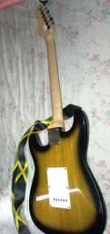 Guitarra vogga promoção