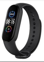 Xiomi Mi Band 5 smartwatch relógio lacrado
