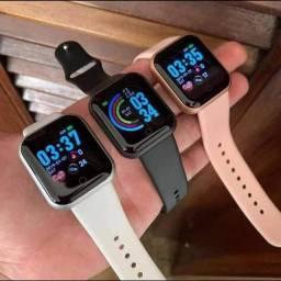 Smartwatch Relógio inteligente Y68/D20 Relógio de Pulso PRONTA ENTREGA - COM GARANTIA