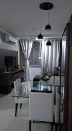 Ap. 2 dormitórios 1 suite 2 vagas cobertas Jardim Anhanguera