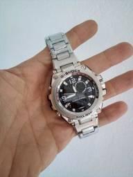 Relógio Casio G-Shock (todo de aço)