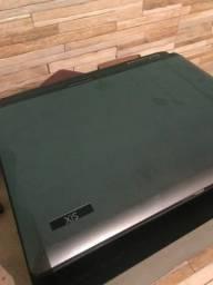 notebook six pra arrumar ou retirada de peças